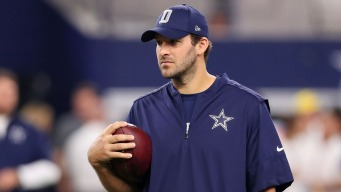 Romo's Status Uncertain as Prescott Question Looms Larger