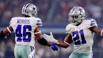 Cowboys Look to Several Players to Replace Zeke's Production