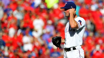 Cole Hamels Focusing on Return From Injury