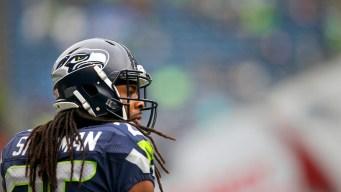 Seahawks CB Sherman Considered Cowboys Amid Trade Rumors