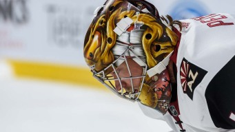 Stars Get Goalie Peters from Coyotes in Prospects-Heavy Deal