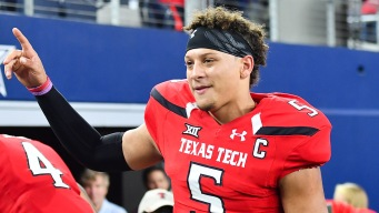Chiefs Top Draft Pick Mahomes Unharmed in Robbery