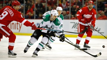 Red Wings Beat Stars 3-1 for 3rd Win in 4 Games