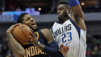 Matthews Gets 26 to Lead Mavs Past Pacers 111-103