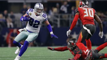 Cowboys' Lee, Witten Snubbed from Pro Bowl Roster