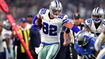 Witten Expected to Move Up List for All-Time Pass Receptions