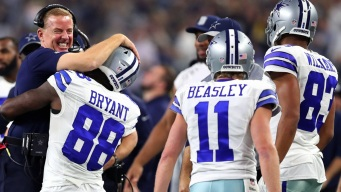 Dallas Cowboys 2017 Opponents Named<br />