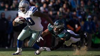 Darren McFadden's Time is Up With the Cowboys