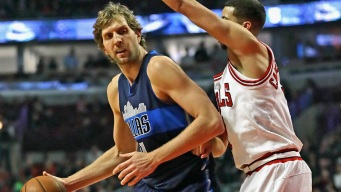 Mavericks Edge Bulls 99-98 for 3rd Straight Win