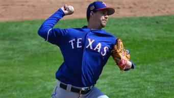 Rangers Ink 4 Minor League Deals, Includes Spring Invites