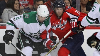 Stargazing: Stars, Capitals Play Tuesday