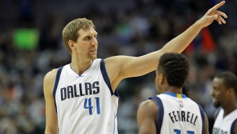 Nowitzki, Sluggish Mavs Put Away Nets 105-96