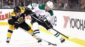 Rask Gets 7th Shutout of Season, Bruins Beat Stars 2-0