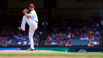 Texas Rangers Trade Yu Darvish to Los Angeles Dodgers