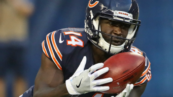 Cowboys Sign Free Agent WR Deonte Thompson to 1-Year Deal