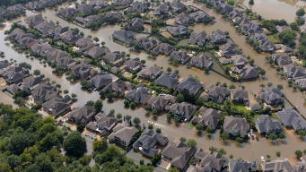 Houston-Area Flood Control Projects Proceed After Harvey