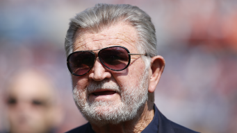 Ditka Recovering From Heart Attack