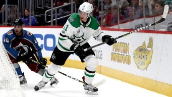 Stars Send Left Wing McKenzie to Texas