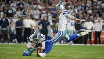 Dan Bailey's Groin Injury Creates Trust Issue for Cowboys