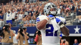 Elliott's Fast Start Fades With Cowboys as Court Looms Again