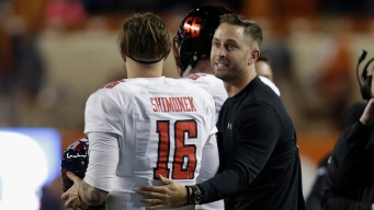 Time is Now: Texas Tech Folks are Ready for Kingsbury to Win