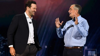 Romo Mistaken for Brady During Intel, CES Pitch