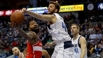 Mavs Slow Recent Slide With Season Sweep of Wizards