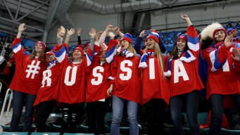 Russians Face Unfamiliar Wait for First Olympic Gold
