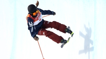 Watch: Bowman Defends Her Olympic Gold in Freeski Halfpipe