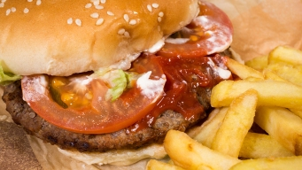 1 in 3 US Adults Eat Fast Food Each Day, Study Says