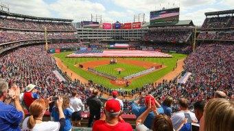 World Series Champ Astros Top Rangers in Season Opener