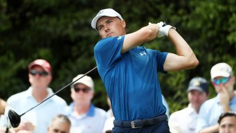 Resilient Spieth Rallies, Stays in Contention at Masters