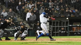 Choo Hits Grand Slam as Rangers Pound White Sox