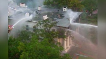 Arson of the Gov. Mansion is the 'Greatest Unsolved Crime'