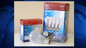 HEB Recalls Halogen Light Bulbs That Could Shatter