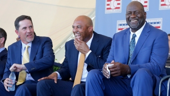Mariano Rivera Closes Baseball HOF Induction Ceremony