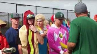 Prosper Baseball Squad Gets Creepy