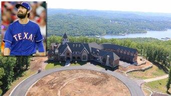 Rangers Pitcher Cole Hamels Gives Away $10M Mansion