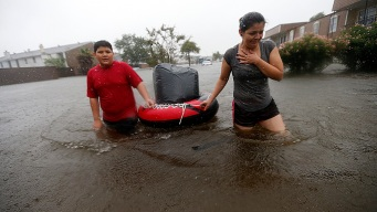 Some Texas Psychologists Offer Free Help to Harvey Victims