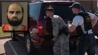 Military Judge Calls Hearing for Maj. Nidal Hasan