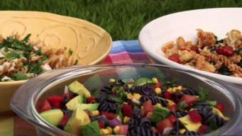 Healthy Pastas for Your 4th of July BBQ