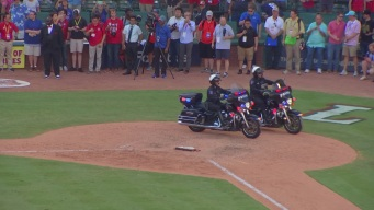 Rangers Host 'Home Plate Parade' as Team Moves to Globe Life Field