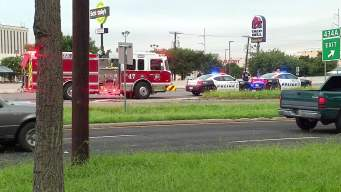 2 Dead in 4-Vehicle Crash on I-35E in Dallas