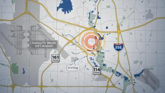 2.7 Magnitude Earthquake Reported in Irving