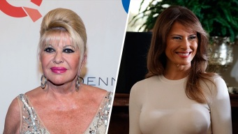 Ivana: I'm the Real First Lady; Melania: No, You're Not