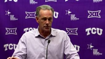 TCU Coach Jamie Dixon Previews 2017-18 Basketball Season