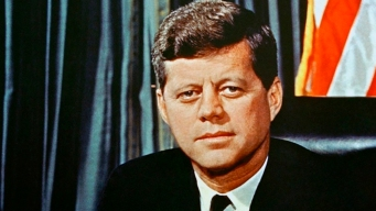 JFK's Global Impact Captured With New Interactive Map