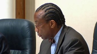 Price Avoids Questions at Commissioners Court