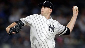 Paxton Dominant, Yankees Rout Rangers