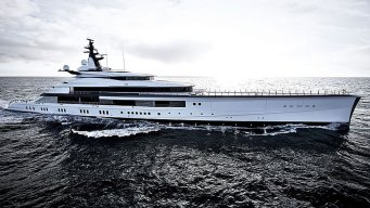 Sources: Jones Buys 109-Meter Yacht With 2 Helipads